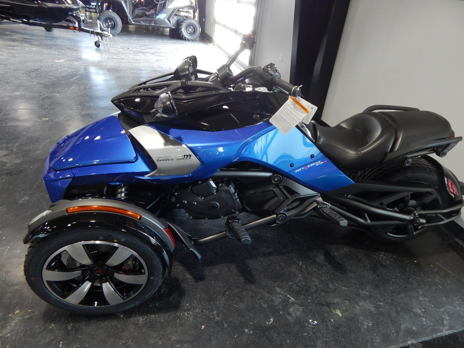 Can Am Spyder For Sale Lexington Ky >> 2018 Can Am Spyder F3 S Se6 For Sale In Morehead Ky Cave Run