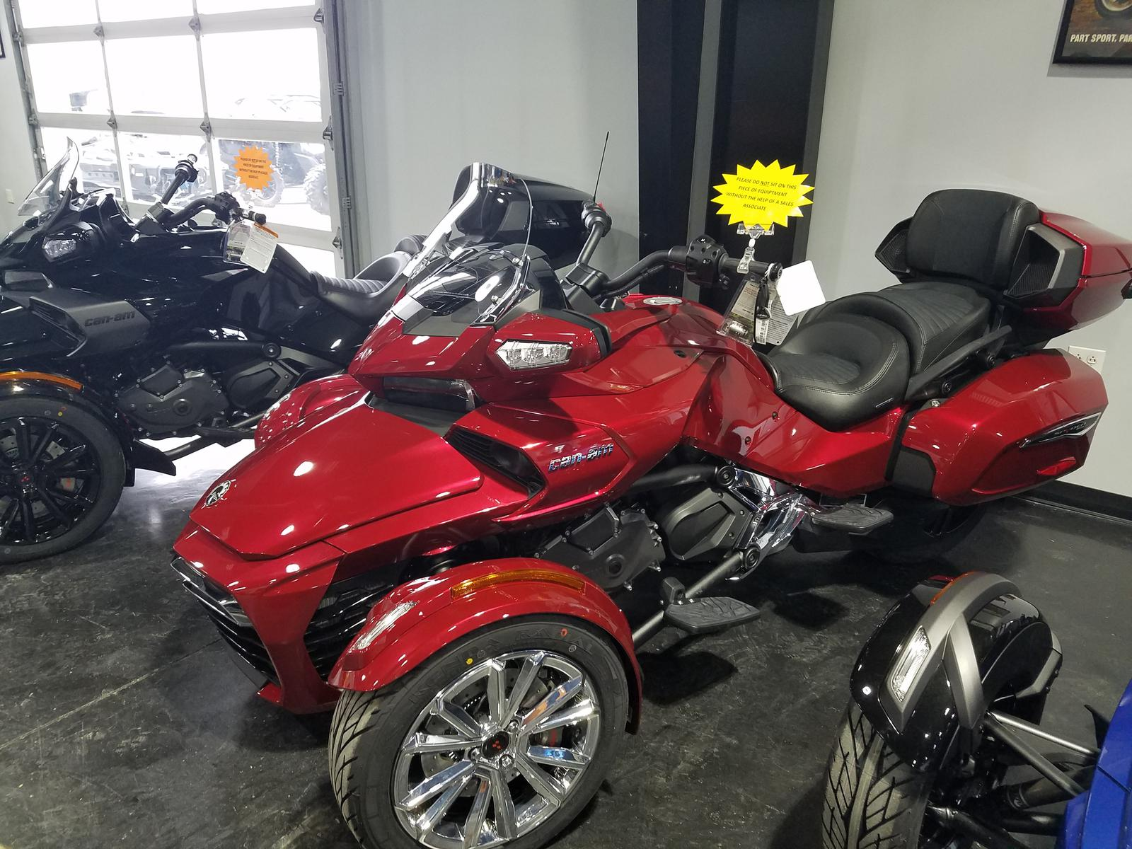 Can Am Spyder For Sale Lexington Ky >> 2018 Can Am Spyder F3 Limited For Sale In Morehead Ky Cave Run