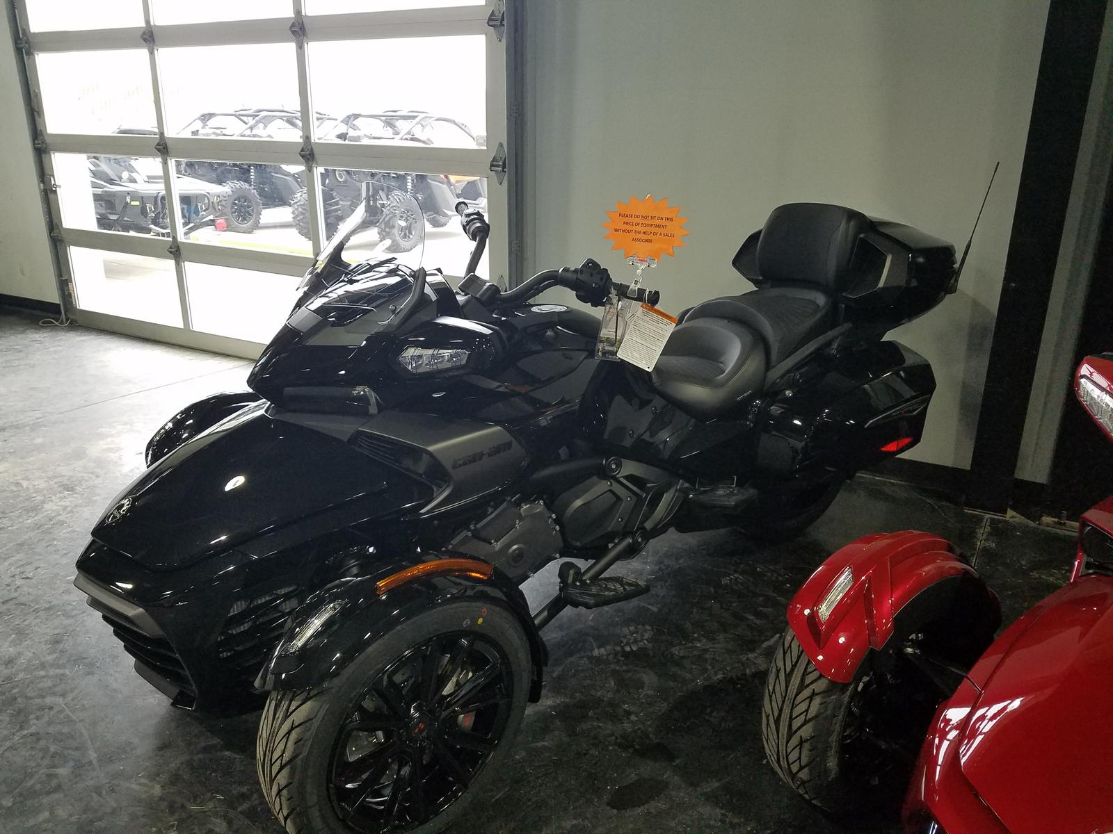 2018 Can Am SPYDER F3 LIMITED for sale in Morehead KY