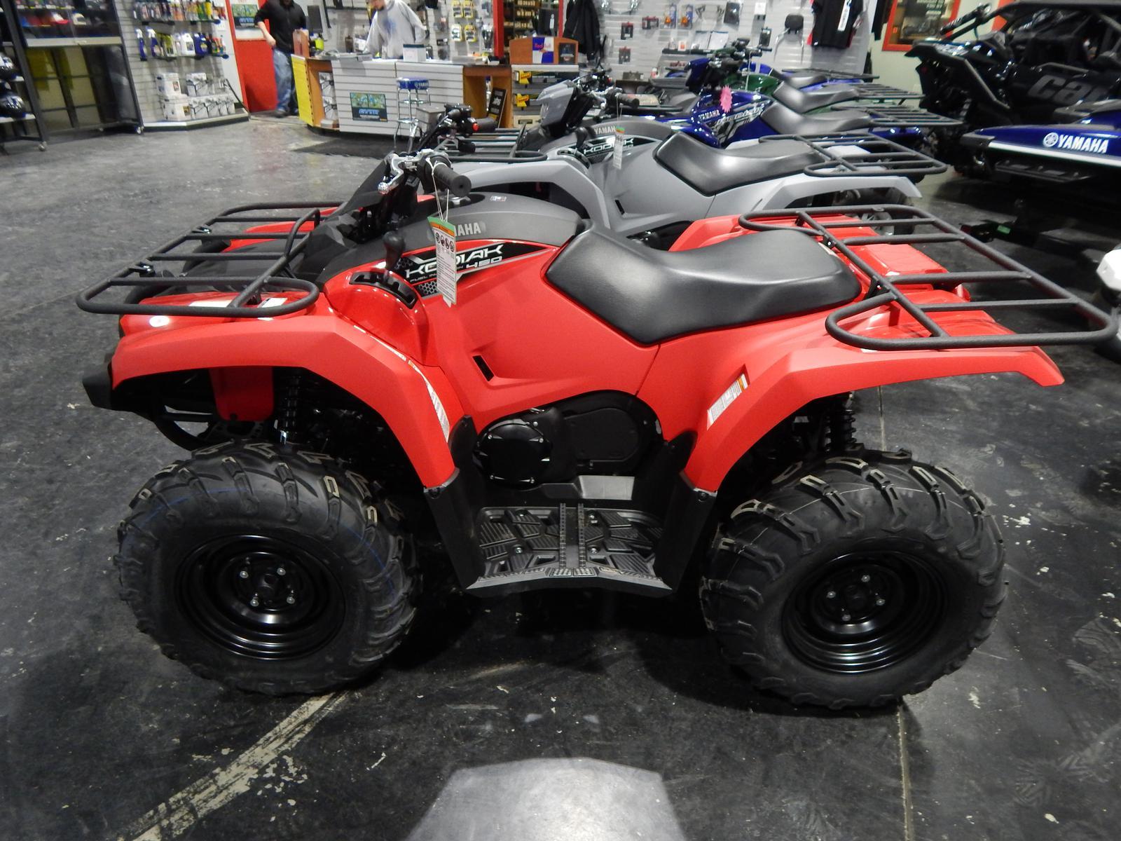 2018 Yamaha Kodiak 450 For Sale In Morehead Ky Cave Run Mahindra Wiring Diagram Motorsports 606 784 2300