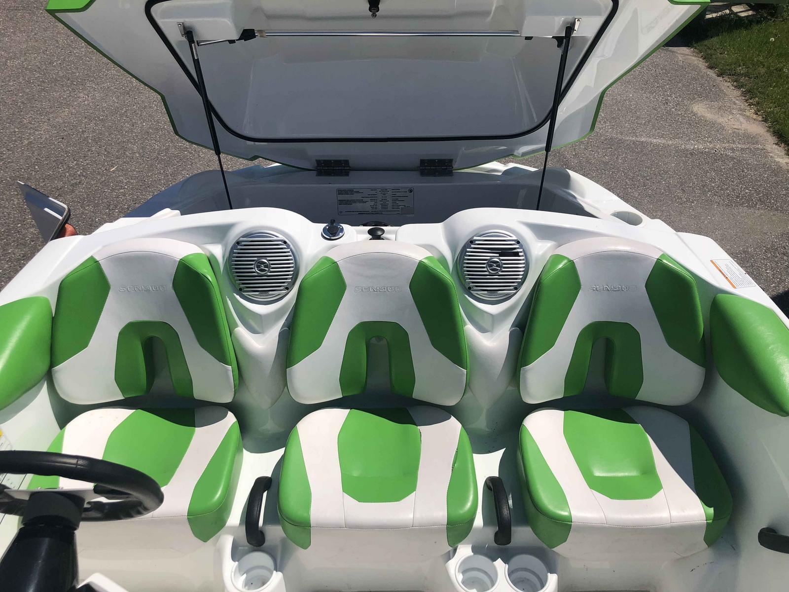 2012 Sea-Doo Sport Boats 150 Speedster® for sale in