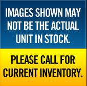 Images shown may not be the actual unit in stock.  Please call for current inventory.