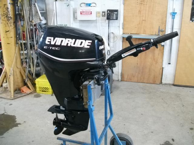 25 Hp Evinrude For Sale >> 2013 Outboard Motors From Evinrude Red Lake Marine Products