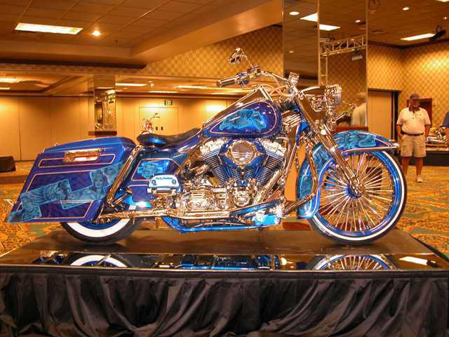 Double D Custom Motorcycles