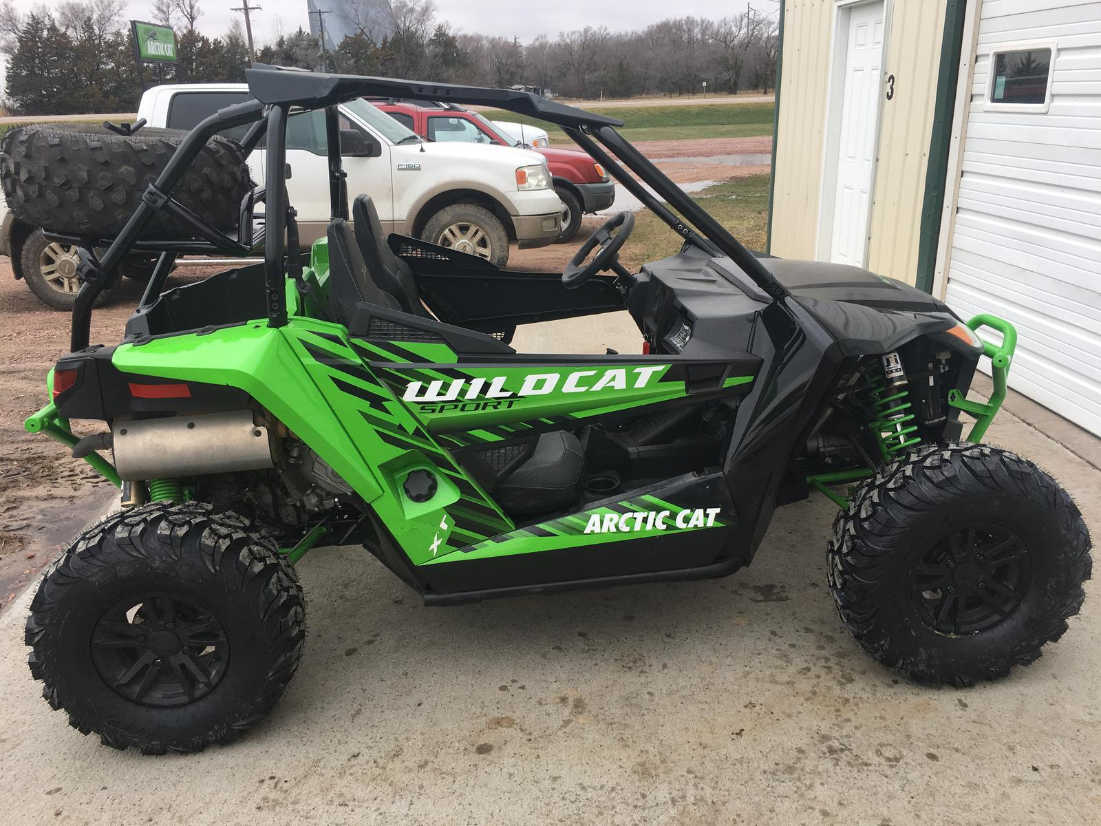 2016 Arctic Cat Wildcat Sport Xt For In O Neill Ne Red Motorsports Neligh 402 887 5076