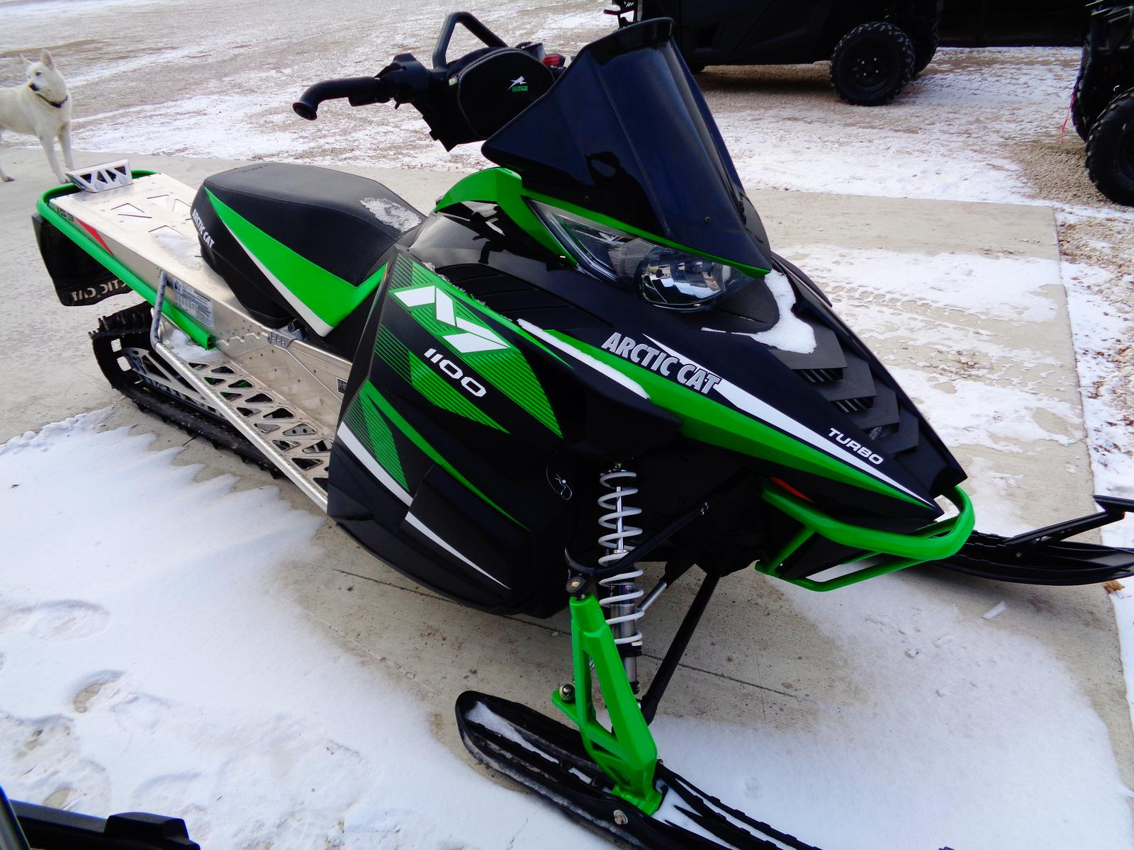 2013 and 2019 Snowmobile from Arctic Cat 59 Power Sports