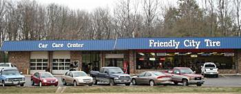 Come In And See Us Today At Friendly City Tire