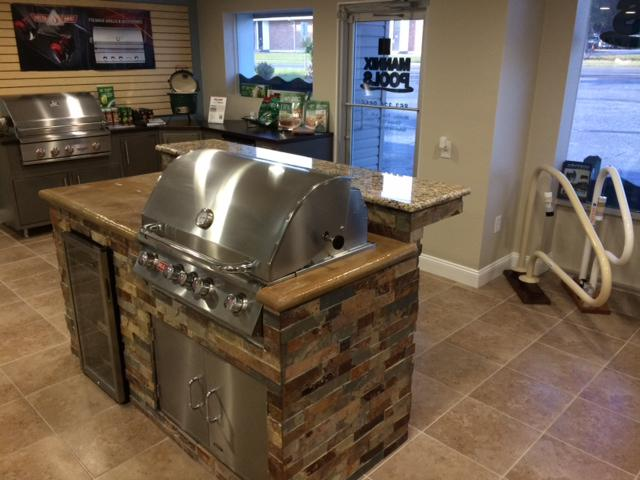 Outdoor Kitchens Grills Lakeland Bartow FL
