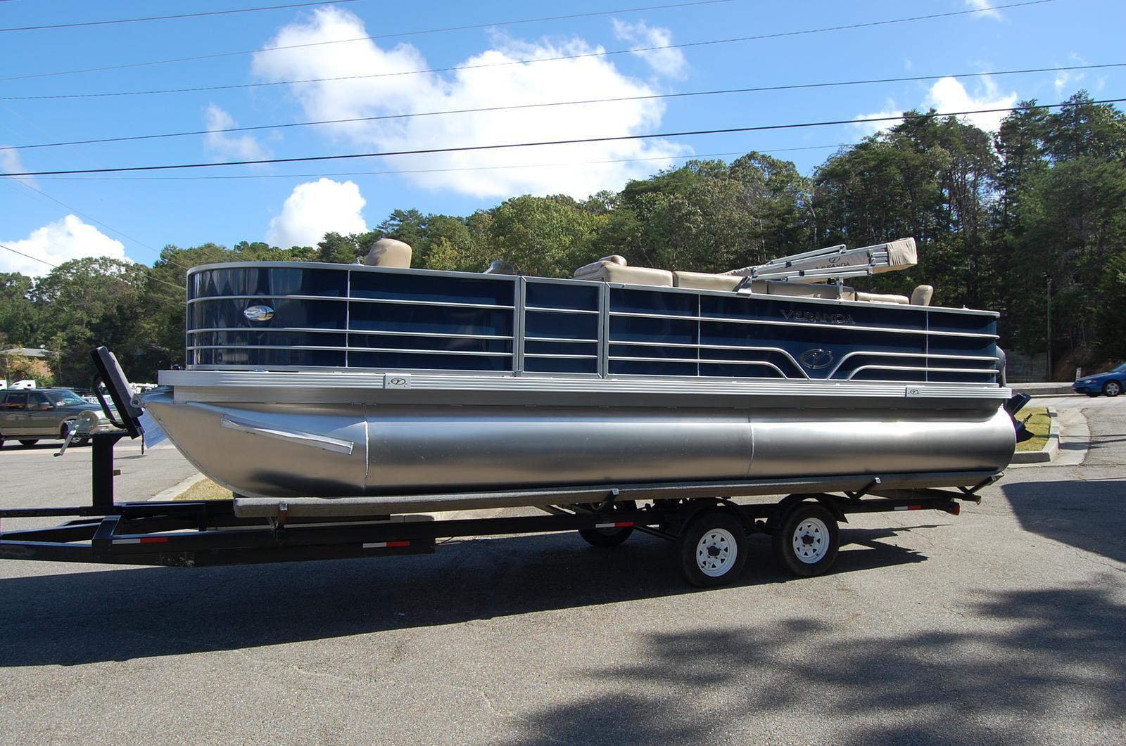 Veranda 2018  2018 Veranda VF22F4 for sale in Cumming, GA   Advantage Boat ...
