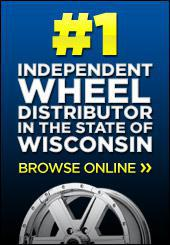 Baumgart Tire & Wheel is the #1 independent wheel distributor in the state of Wisconsin!