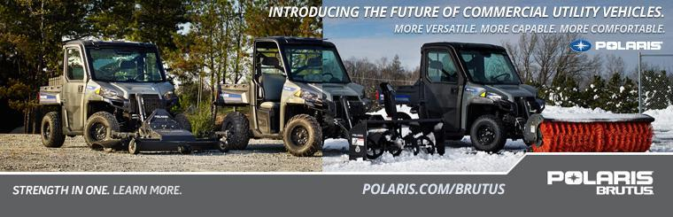 CONTACT CAL CUSTOM FOR MORE INFO ON POLARIS BRUTUS