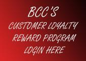 BCC Loyalty Reward Program