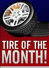 Tire of the Month!