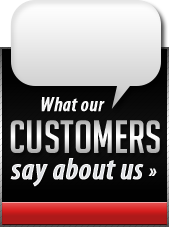 Click here to read what our customers say about us!