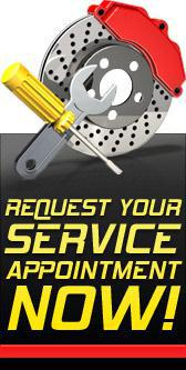 Request Your Service Appointment Now!