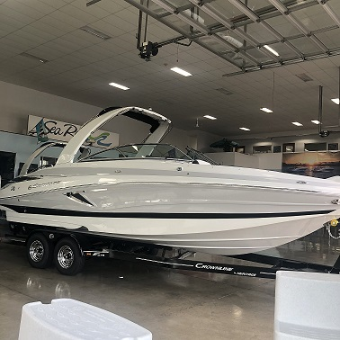 New Boats from Axis, Starcraft, Crownline and Finseeker Smith Boys