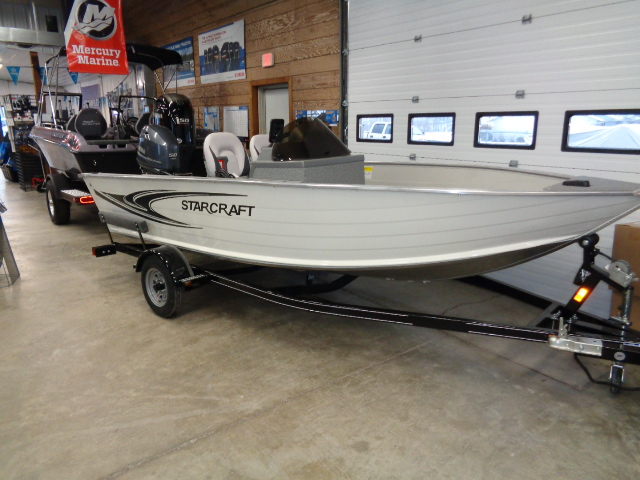 Inventory from Starcraft Anchor Marine Inc  Appleton, WI