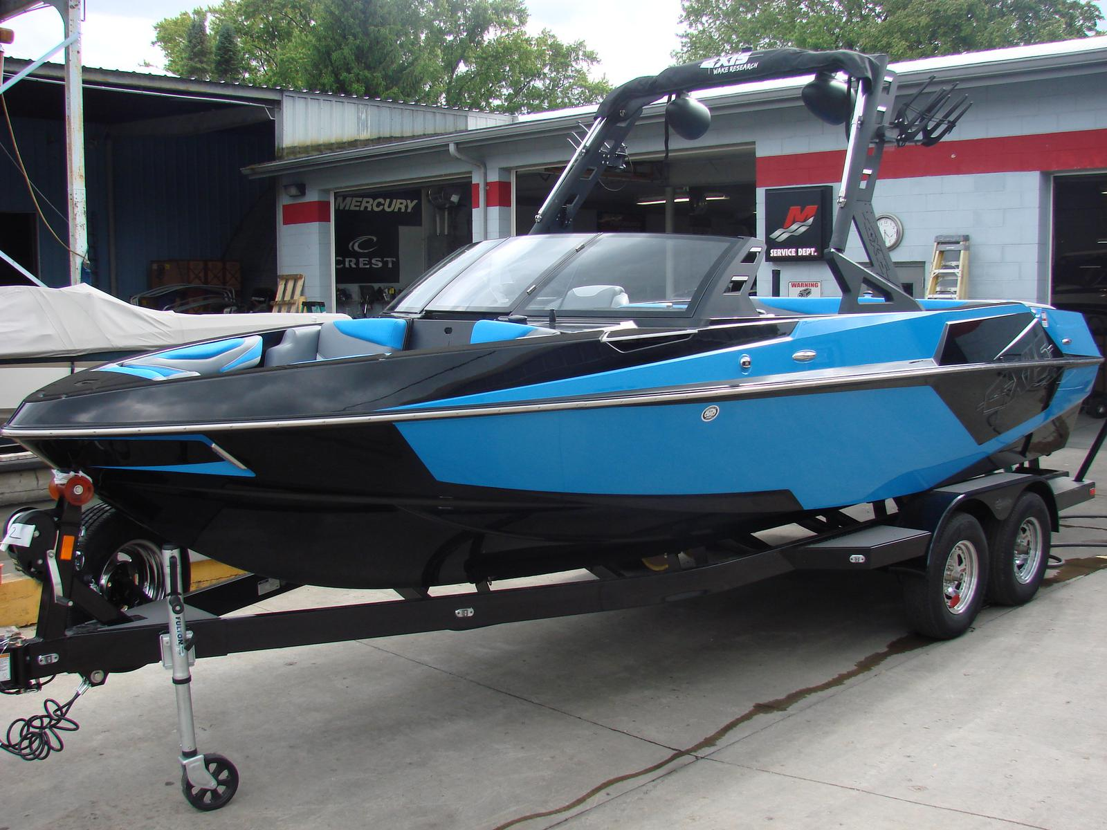 Inventory from Axis Wake Research and Malibu Boats LLC Tinus
