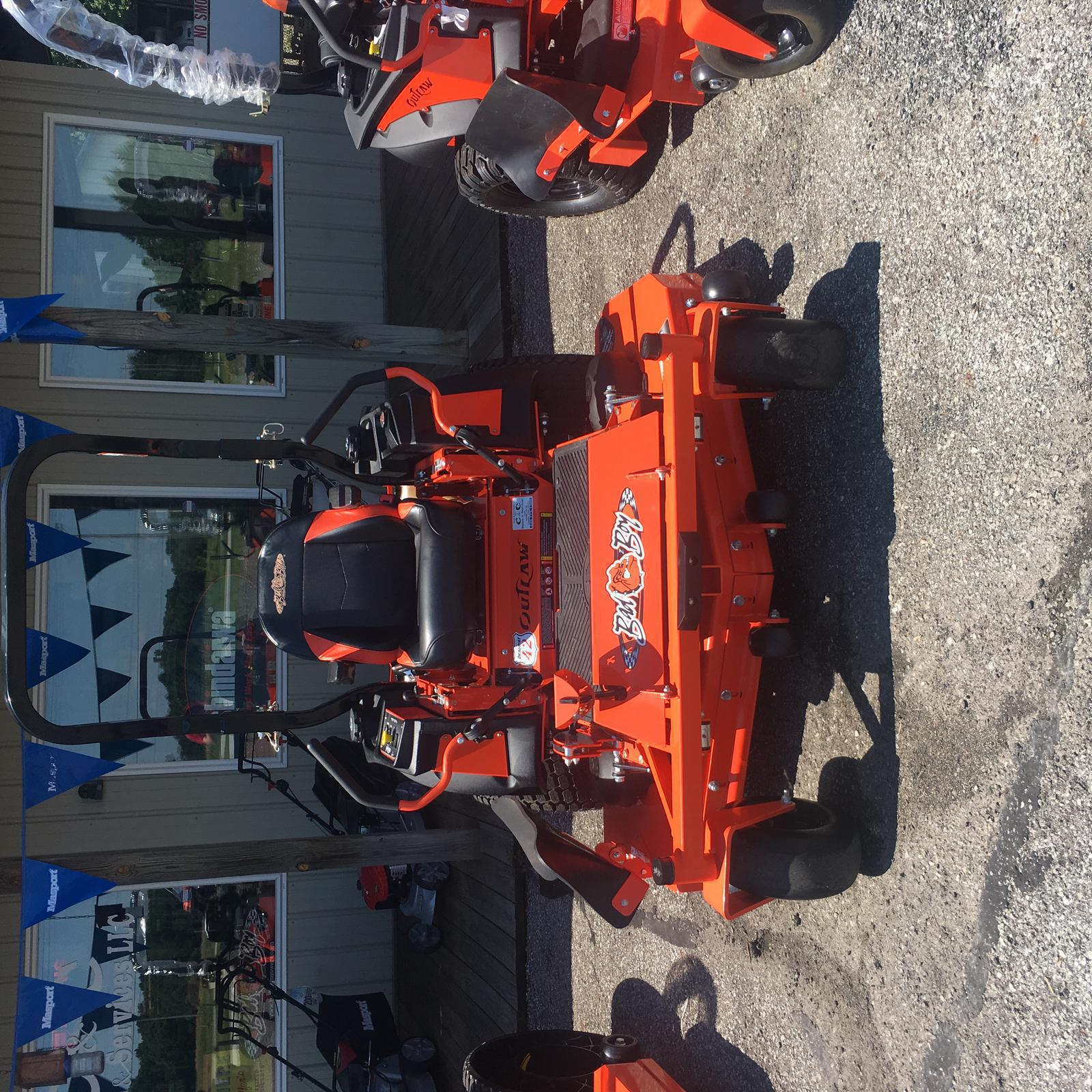 2016 Bad Boy Outlaw 6100 Vanguard® 810 for sale in Oberlin, OH | C ...