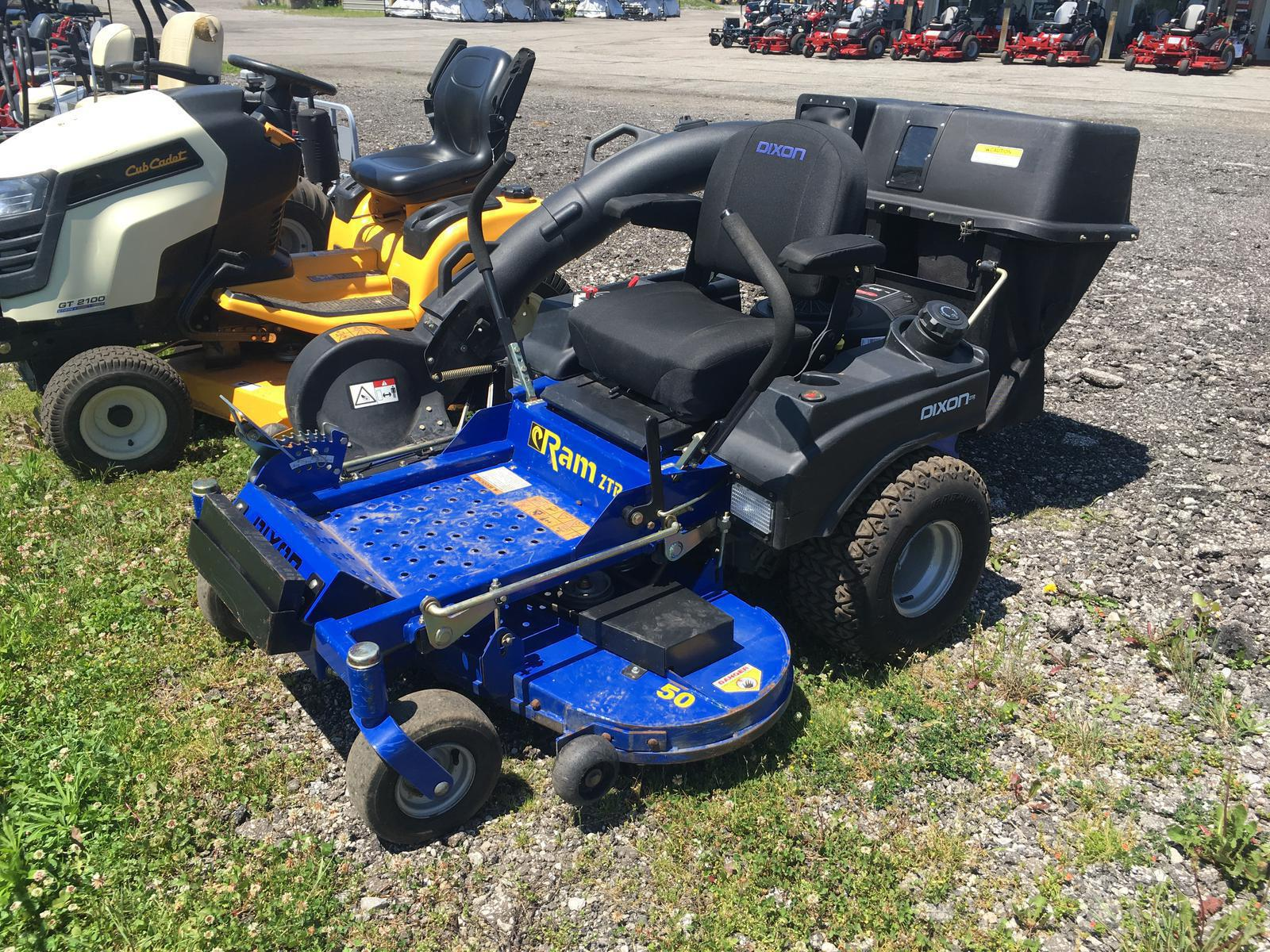 2009 Dixon Lawn Mowers RAM 50 Briggs & Stratton 26hp for sale in