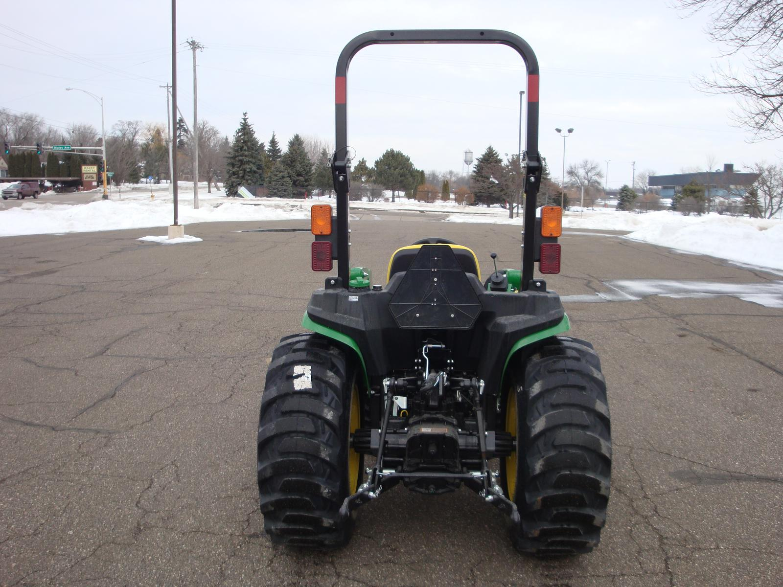 2019 John Deere 3032E for sale in Maplewood, MN  Gruber's