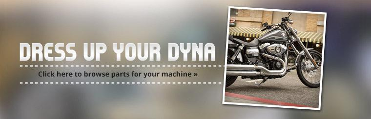Dress up your Dyna! Click here to browse parts.
