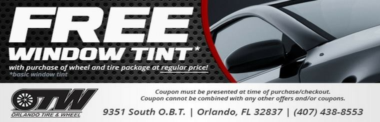 Free Window Tint
