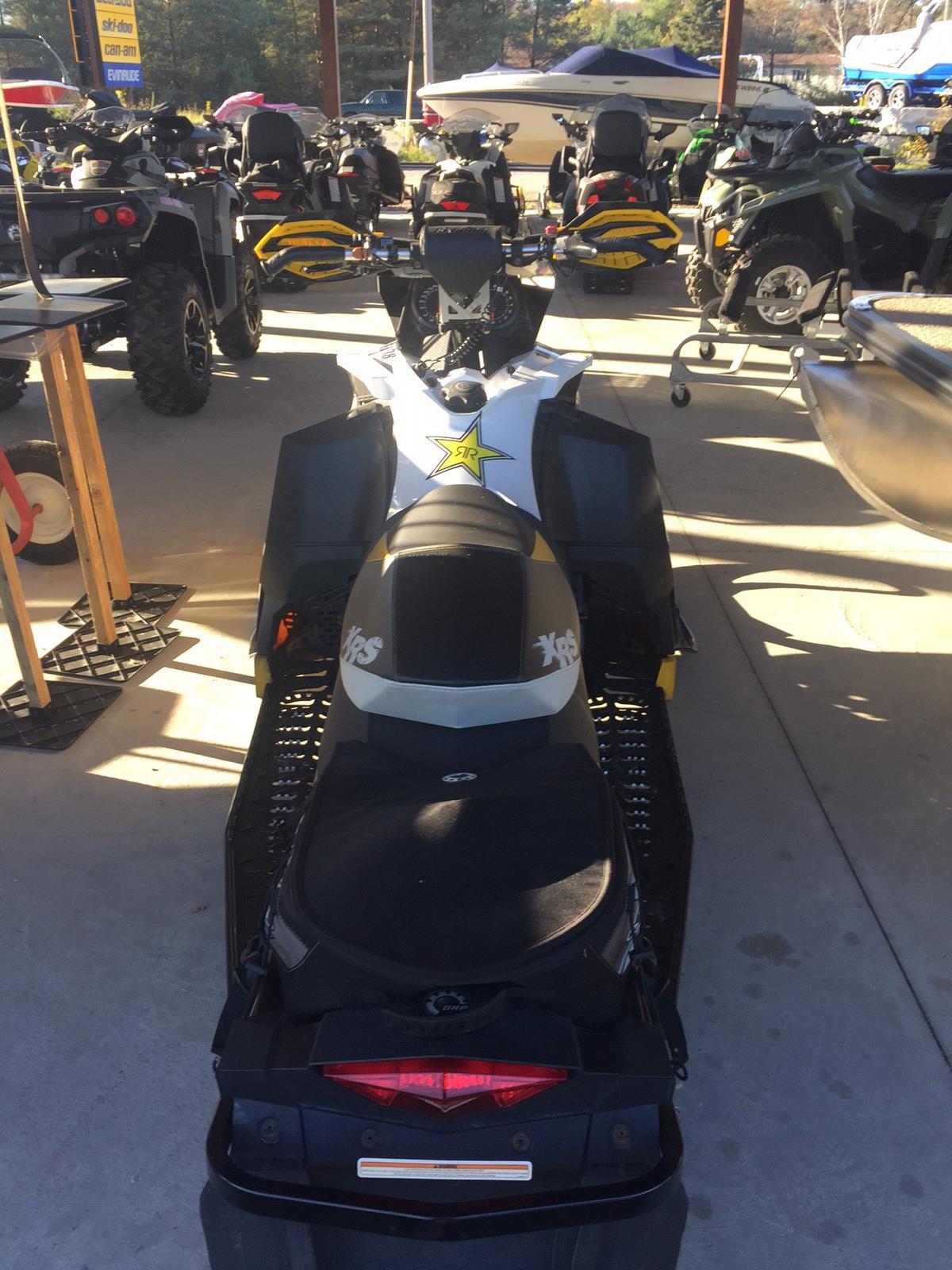 2011 Ski Doo MXZ XRS 800 E-TEC | 2 of 2