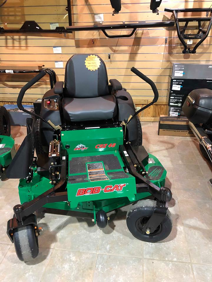 2019 Commercial Lawn Mowers from BOB-CAT® Rex's Cycle Shop