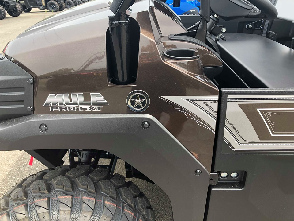 2020 Kawasaki MULE PRO-FXT™ Ranch Edition for sale in