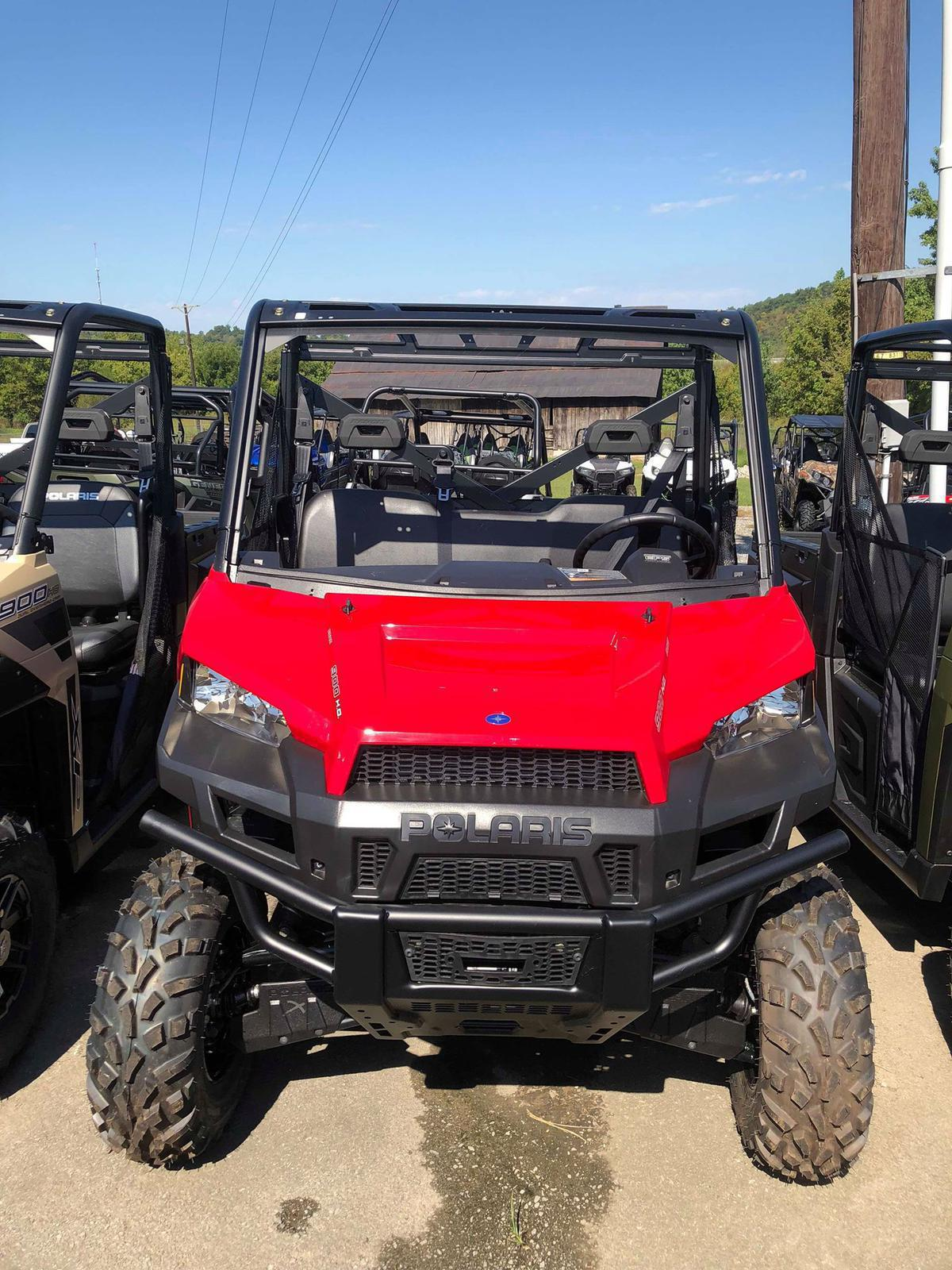 2019 Polaris Industries RANGER XP® 900 EPS - Solar Red for sale in