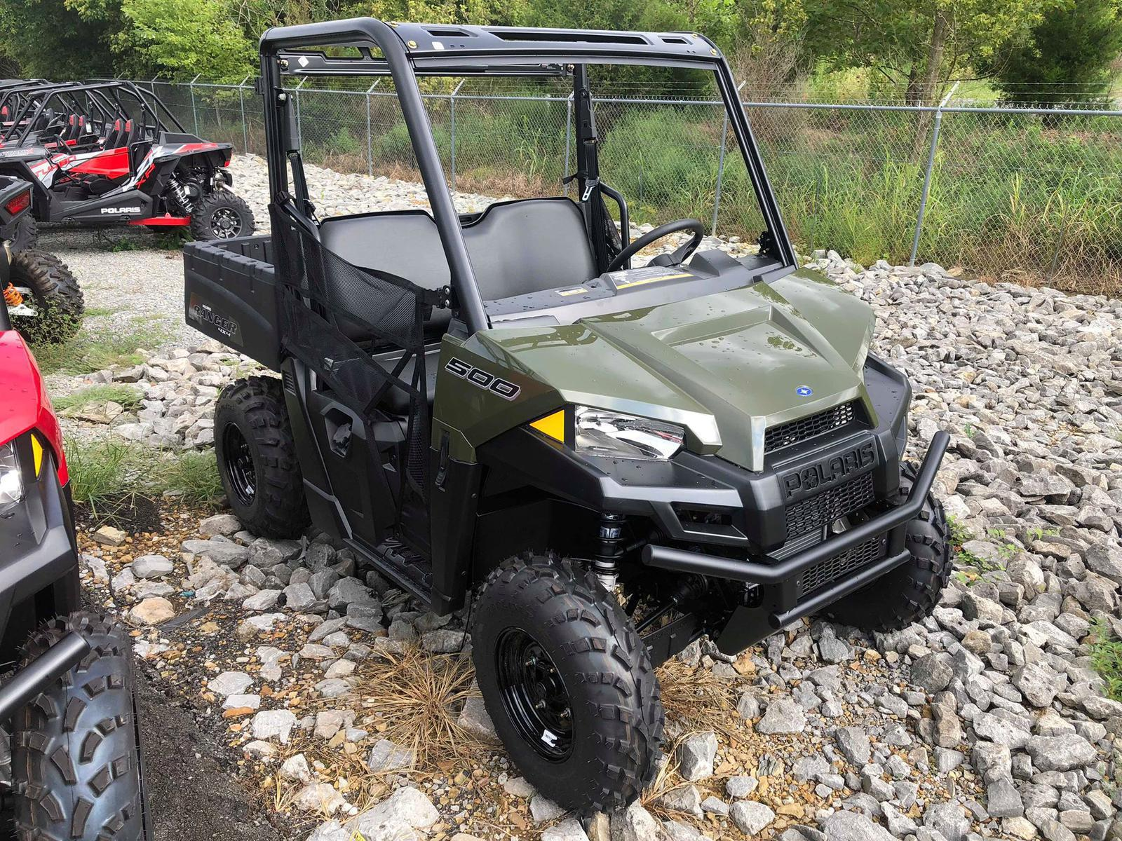 Side x Side Inventory from Polaris Industries Rex's Cycle