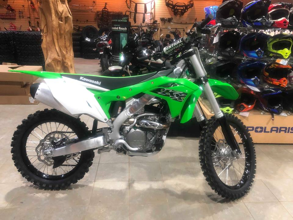 Sport Inventory from Polaris Industries and Kawasaki Rex's Cycle