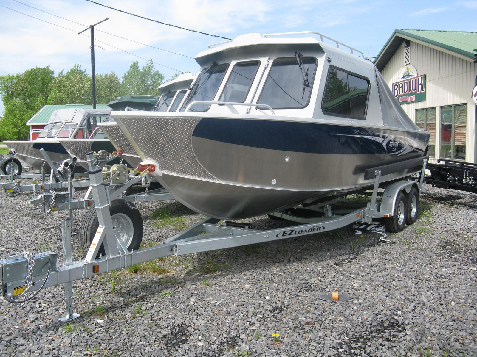 2018 HEWESCRAFT 240 Ocean Pro HT ET for sale in