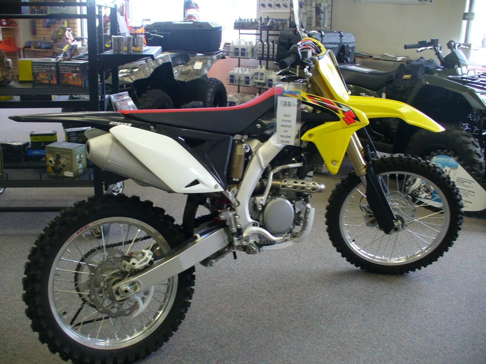 Suzuki Rmz 250 2013 Suzuki Rmz 250 For Sale In Thompson Falls Mt S Amp S Sports