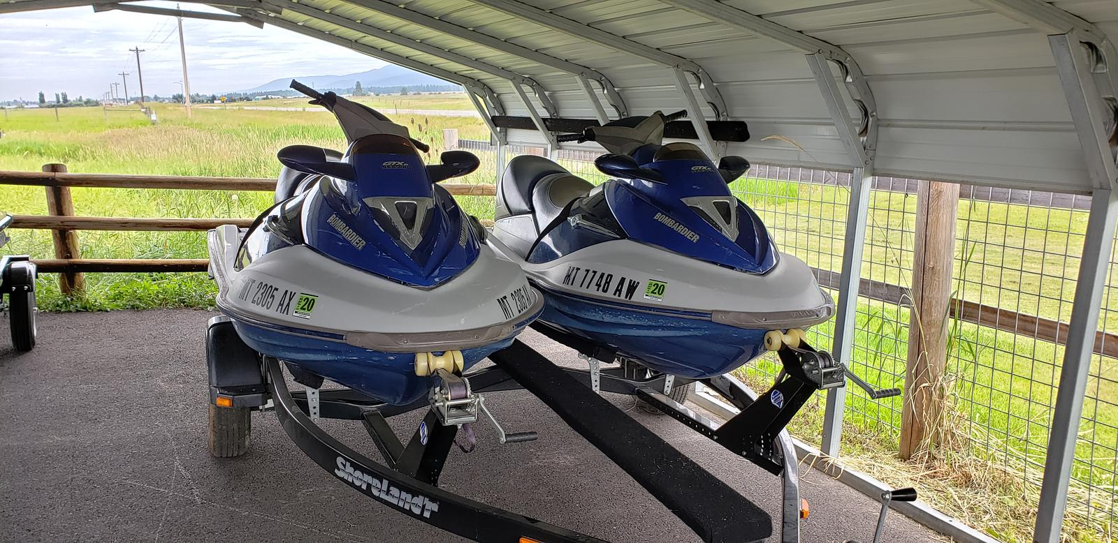 Inventory from Sea-Doo S & S Sports
