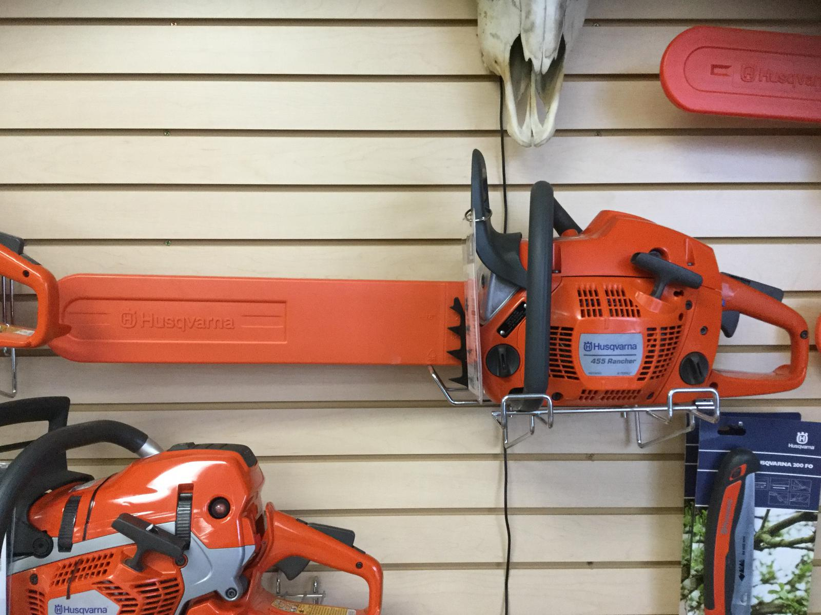 "2017 Husqvarna 455 RANCHER CHAINSAW 20"" BAR for sale in Thompson Falls, MT  