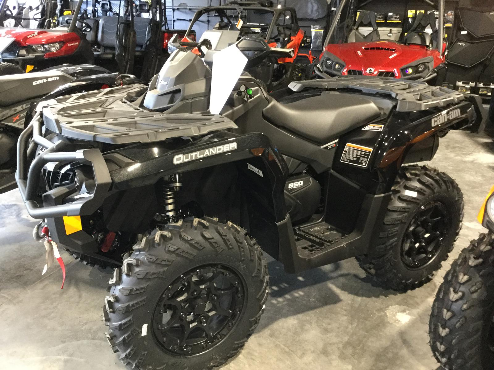 Can Am For Sale >> 2018 Can Am Outlander Xt P 850