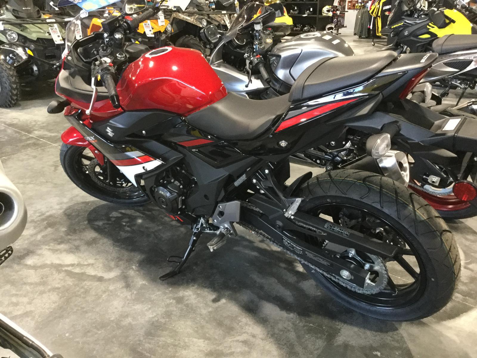2018 Suzuki Gsx250r For Sale In Ronan Mt S S Sports
