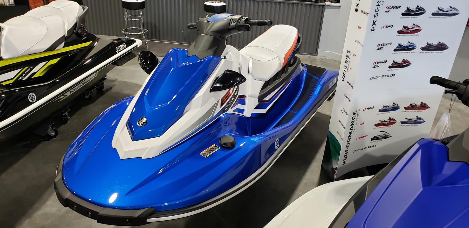 Inventory from Yamaha and Regency S & S Sports