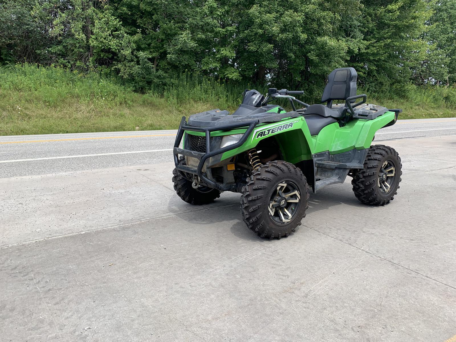 Inventory from Arctic Cat Off-Road Express