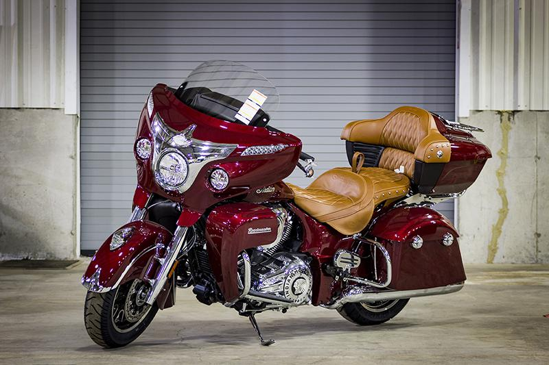2018 Indian Motorcycle Indian® Roadmaster® - Color Option for sale ...