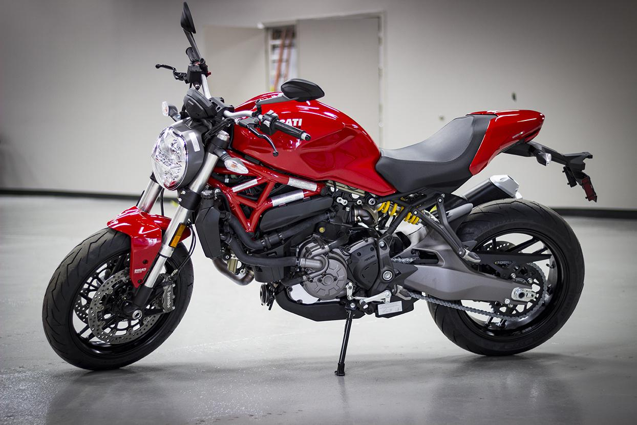 Ducati Monster 821 >> 2018 Ducati Monster 821 For Sale In Worcester Ma Wagner
