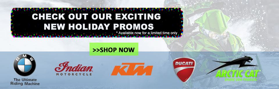 Exciting Holiday Promos Available Now!