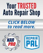 Trusted Auto Repair Shop. Click below to read more.