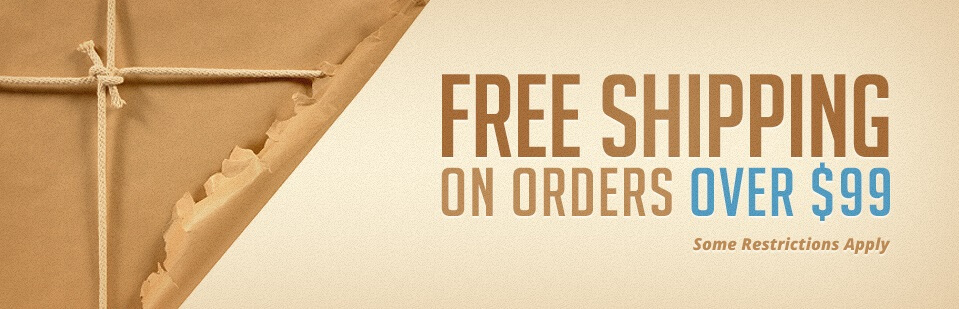 Get free shipping on orders over $99! Some restrictions apply.