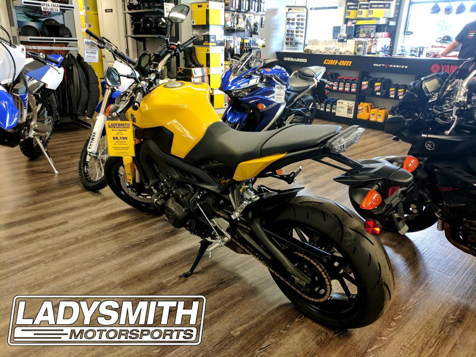 2015 Yamaha FZ-09 for sale in Ladysmith, BC  Ladysmith Motorsports