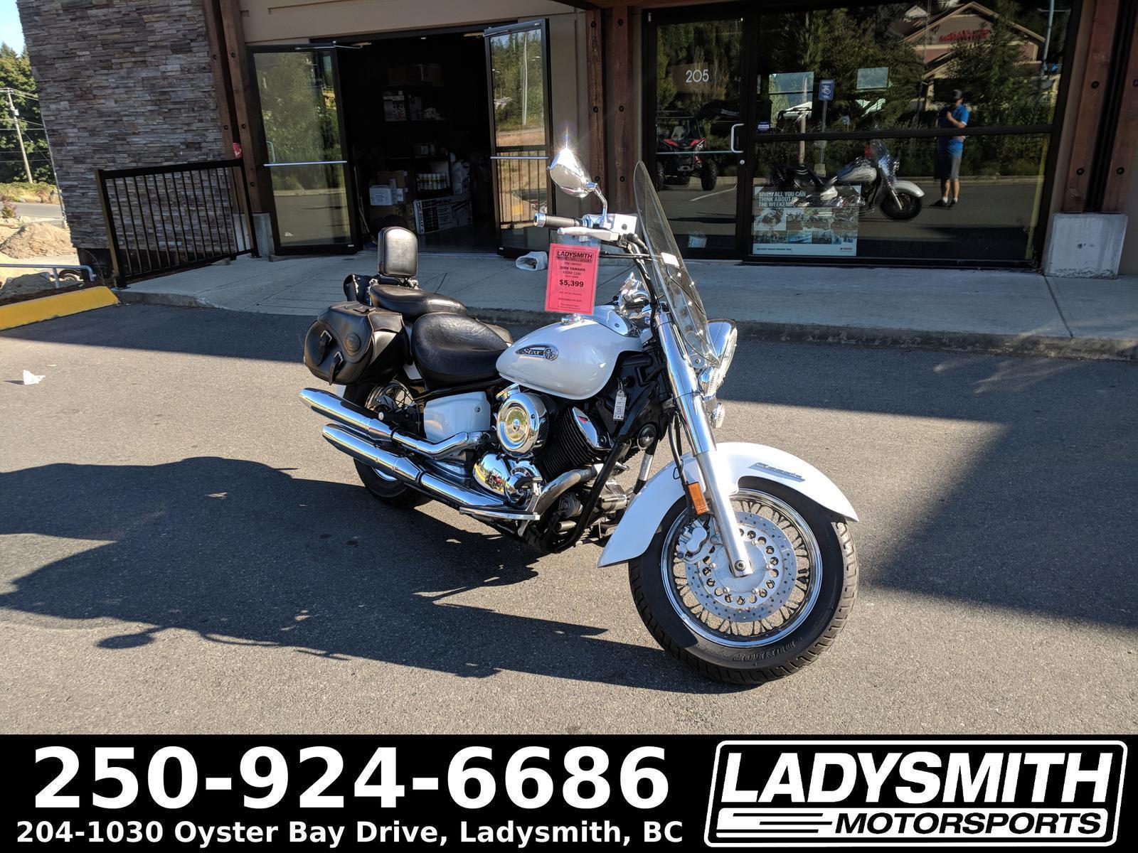 2008 Yamaha V Star 1100 Silverado for sale in Ladysmith, BC
