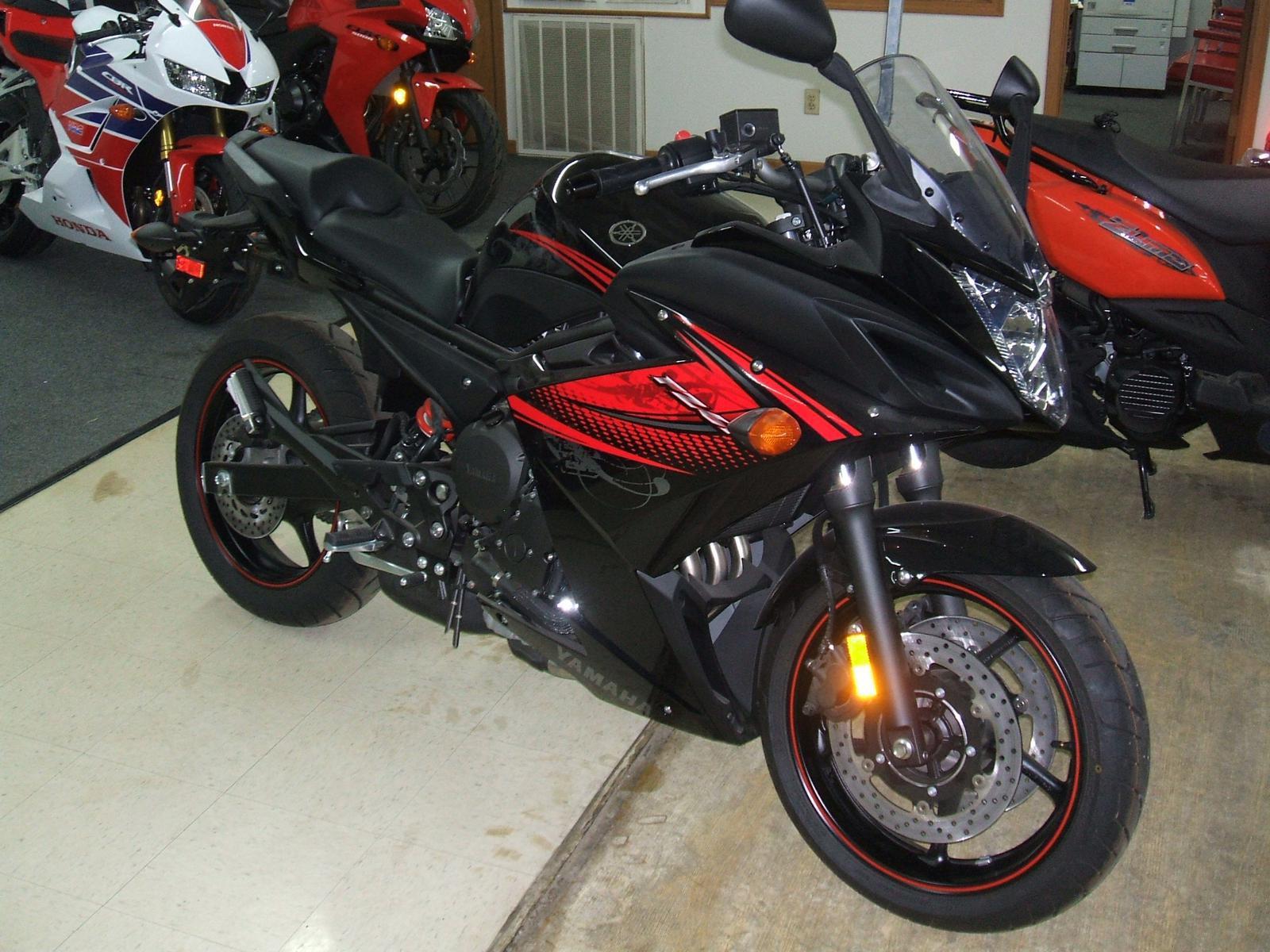 2012 Yamaha FZ6R for sale in Kirksville, MO | Kirksville Yamaha ...