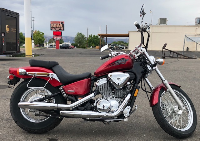 2007 Honda SHADOW VLX 600 for sale in GRAND JUNCTION, CO ...